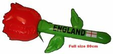 Inflatable Blow Up England Rose. Just the ticket for the Six Nations 2018