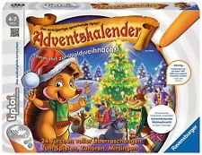 Ravensburger tiptoi Adventskalender Weihnachtskalender Kinderadventskalender