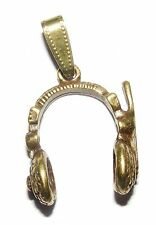 Markenlose Modeschmuck-Anhänger aus Bronze