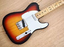1974 Fender Telecaster Vintage Electric Guitar Sunburst Ash Body w/ohc