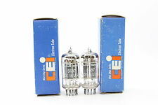 2 X 5687 TUBE. CEI BRAND TUBE.  NOS/NIB. MATCHED PAIR. CRYOTREATED. CH17V34