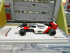 F1 McLAREN MP4/5 Honda #1 Senna Winner Germany GP 1989 Resin Truescale TSM 1:43