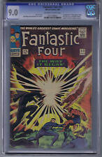 Fantastic Four  #53 Marvel 1966 CGC 9.0 (VF/NM) 2nd app/Origin Black Panther
