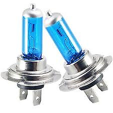 H7 XENON SUPER WHITE Headlight car bulbs 55/60W 12v Bmw