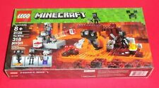 NEW LEGO MINECRAFT - NEW - 21126 - THE WITHER - SEALED AND NEW
