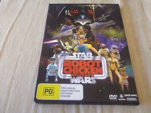 Robot Chicken - Star Wars Special Episode II  / 2 (DVD) Region 4  Seth Green