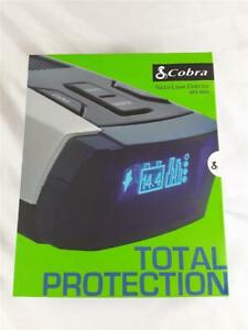 NEW Cobra SPX6655 Ultra Performance Radar Detector