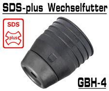 SDS-Plus Schnellspann Bohrfutter Wechsel Futter Passend für Bosch GBH 4 DFE DSC