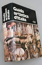 GUIDA ARTISTICA D'ITALIA-Guide artistique de l'Italie