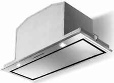 1224 Faber Inca Lux 2.0 EV8 X A52 52cm Canopy Cooker Hood Stainless Steel