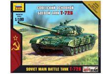 ZVEZDA 7400 1/100 Soviet Main Battle Tank T-72B