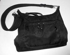 """NINE WEST  LADIE'S LITTLE BLACK BAG-SHOULDER STRAP PURSE: 10"""" x 8"""" x 8"""""""