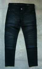 DL 1961 Harley Skinny Hazel Black Jeans Denim 30