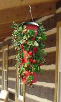 Topsy Turvy Upside Down Strawberry Planter
