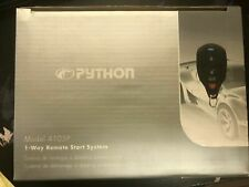 4105P Python Remote Start System up to 1/4 Mile Range Dei Directed Viper