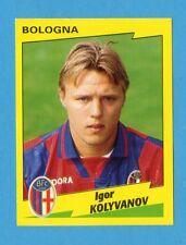 PANINI CALCIATORI 1996/97-Figurina n.69- KOLYVANOV - BOLOGNA -NEW