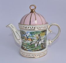 Salder Teapot - HUNTING - Sporting Scenes of the 18th Century - #4396 450ml