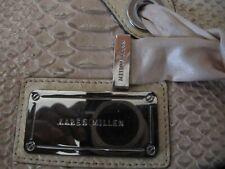 21d6e8c85b Karen Millen bag beige clutch leather snake print Used