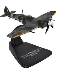 Supermarine Spitfire Mk IXE (443 Sqn. RCAF) Diecast Model Airplane