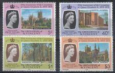 St Vincent & Grenadines Elizabeth II Era 1952-Now Stamps
