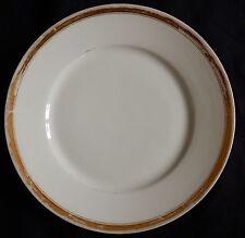 """A'/ Assiette en Porcelaine de LIMOGES XIXè (""""n°9"""")"""