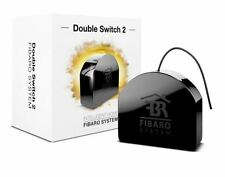 FIBARO Double Switch 2 2x1.5kW FGS-223-UK Home Automation Z-Wave Same Day Post