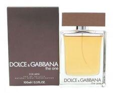 Dolce & Gabbana The One for Men 100ml EDT D&g Eau De Toilette