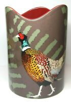 John Beswick LESLIE GERRY Vases - This is the PHEASANT