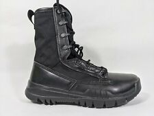 """NIKE MEN'S SFB FIELD 8"""" TACTICAL MILITARY BOOTS 631371 090 BLACK SIZE 6"""