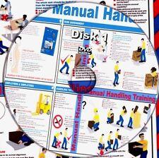 DVD de entrenamiento de manipulación manual-el mejor que puedes comprar!!!