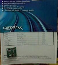 Soundtraxx 852001 MC1H102P8 Decoder NMRA 8 Pin 2 Function          MODELRRSUPPLY