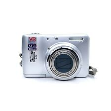 Nikon COOLPIX L5 7.2MP Silver Digital Camera ONLY Tested Working