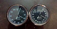 Smiths  Speedometer + Tachometer 80 mm fitment M18x1.5 thread Replica