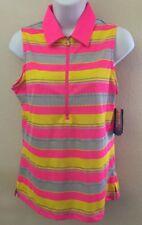 Golf America Sleeveless Golf Shirt NWT Size S