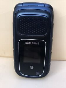 Samsung Rugby 4 SM-B780A - Black AT&T Rugged Cell Phone