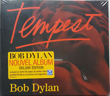 CD BOB DYLAN - TEMPEST DELUXE EDITION neuf sous blister