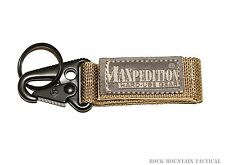 Maxpedition Keyper Key Ring Hook for Bags Packs Duty Belt Gear - 1703 All Colors