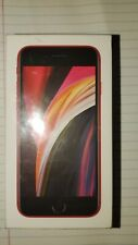 New listing Apple iPhone SE 2nd Gen. (PRODUCT)RED - 64GB (Cricket Wireless) A2275 (CDMA +...
