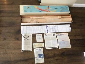 NOS Carl Goldberg Gentle Lady 2 Meter Sailplane Airplane Glider Plane Kit SP1