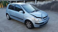 Hyundai Getz 2004 TB Hatchback 1.5 - Parts Wrecking Hornsby NSW - Blue Automatic