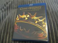 "COFFRET 5 BLU-RAY NEUF ""GAME OF THRONES - SAISON 2"""
