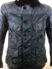 New Barbour Dept B  Mast Wax Navy Heritage Collection  Jacket  L slim fit $600