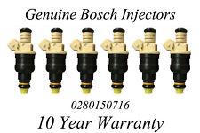 Genuine Bosch Fuel Injectors for BMW E30 E28 325 528e 1988 1987 - SUPER ETA