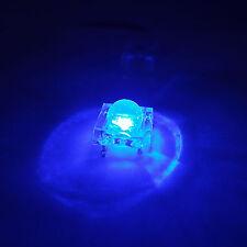 500 pcs 5mm Piranha Super Flux Led Light Bulb Sign Car Lights 5000 mcd Blue