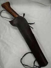 Ranch Hand Mare's Leg Western Leather Gun Pistol Carry Holster Gunfighter