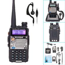 BaoFeng UV-5XP 8W V/UHF 400-520MHz Dual Band Two Way Radio Walkie Talkie 128CH