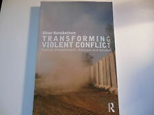 Transforming Violent Conflict by Oliver Ramsbotham FREE U.S. SHIPPING!
