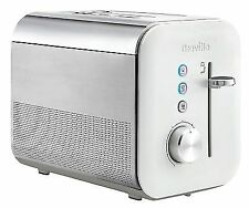Breville VTT686 2 Slice Toaster High Lift Variable Browning Gloss White