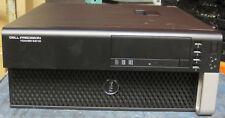 Dell Precision Tower T5810 Single CPU E5-1603 V3 2.80Ghz 8GB 2x 1TB Desktop PC