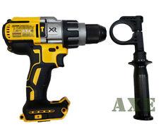 "DEWALT New DCD996 20 Volt  Brushless 1/2"" Hammer Drill  W/Clip"
